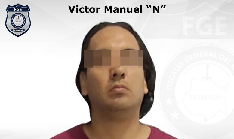 Víctor Manuel 'n', acusado de abuso sexual