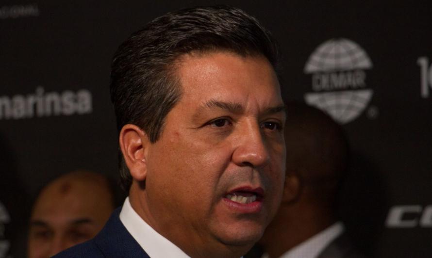 El gobernador de Tamaulipas, Francisco García Cabeza de Vaca. Foto Cuartoscuro / Archivo