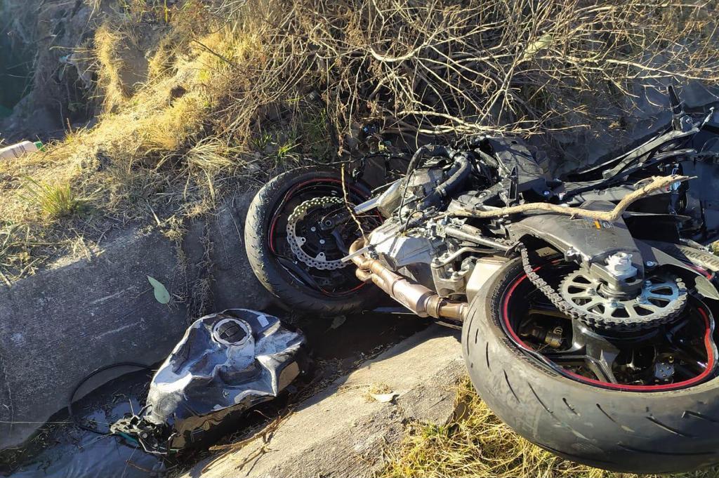 accidentes en moto