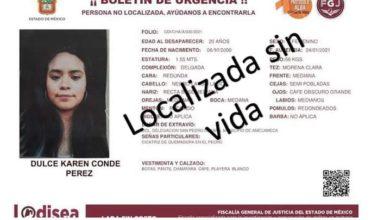 Dulce Karen Pérez Conde