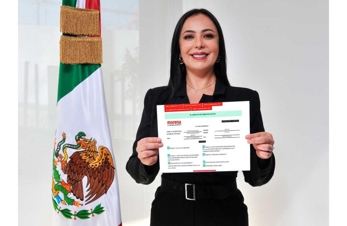 alcaldesa de Naucalpan