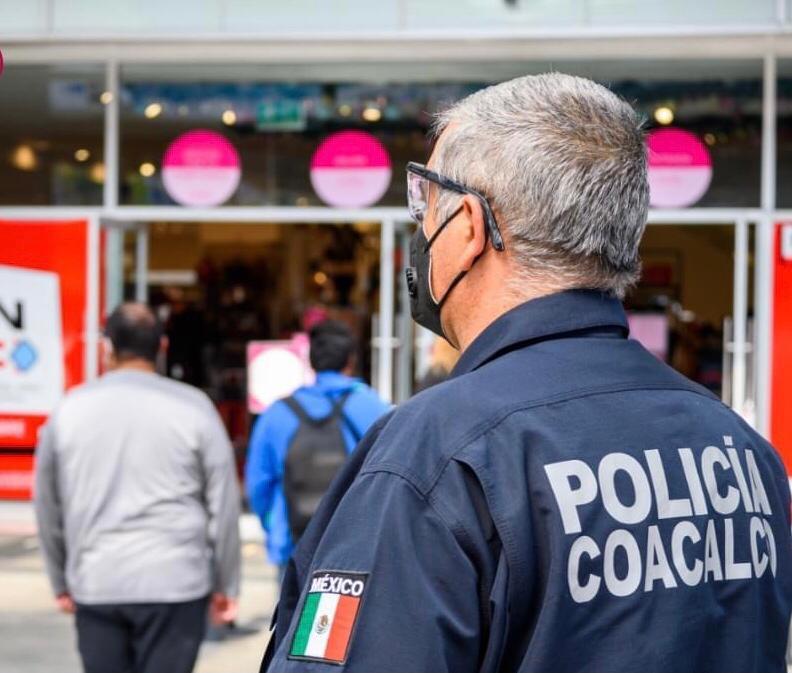 Policía Coacalco