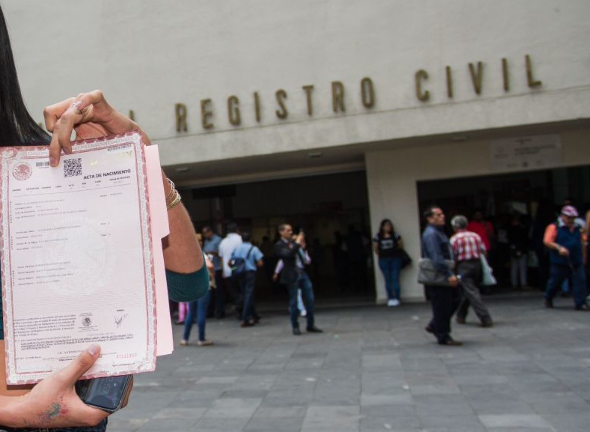 Registro Civil del Estado de México