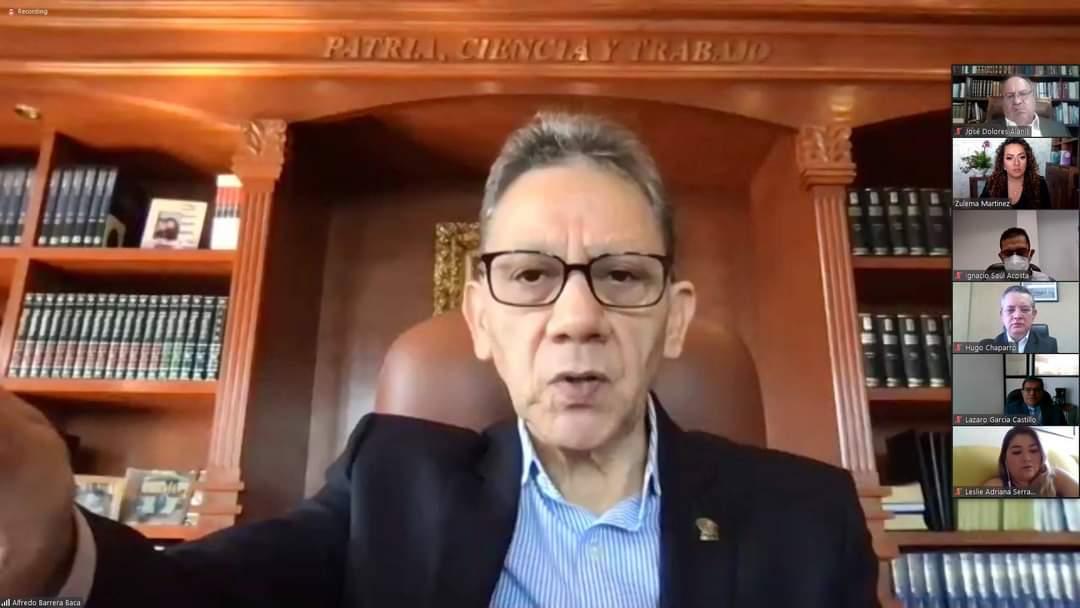 Alfredo Barrera Baca