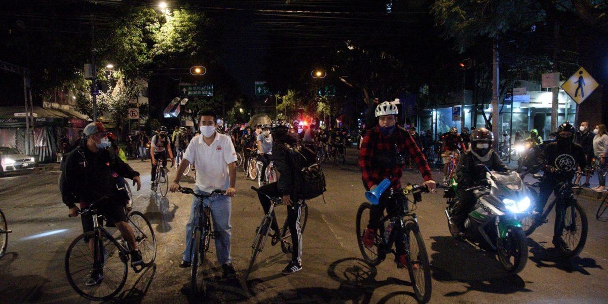 movimiento ciclista