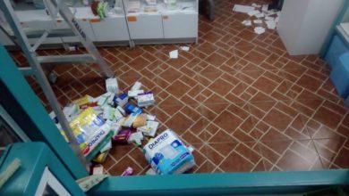 robo a farmacia
