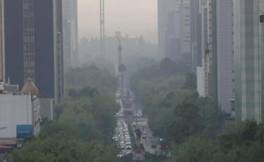 Contingencias ambientales en el Valle de México