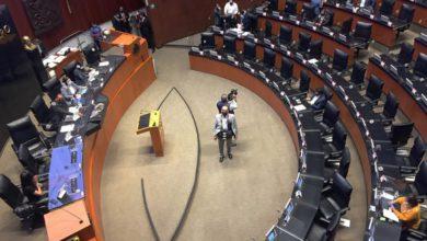 Foto archivo del Senado de la República.