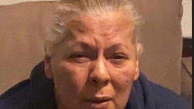 Vanessa Ballar, alias La Güera, fue detenida la madrugada de este viernes por elementos de la SSC. Foto cortesía SSC