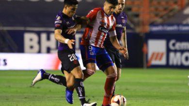 Toluca vs San Luis