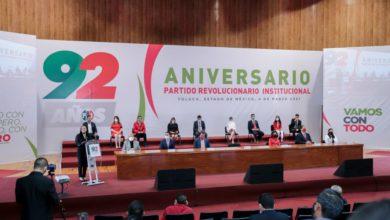 Aniversario del PRI