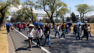 Marchan en Toluca