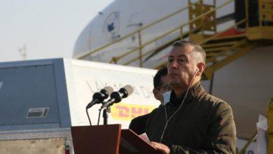 Pedro Zenteno, director de Birmex, anunció que llegarán un millón de dosis de la vacuna Sinovac a México