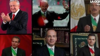 FGR investiga a AMLO y a 5 ex presidentes