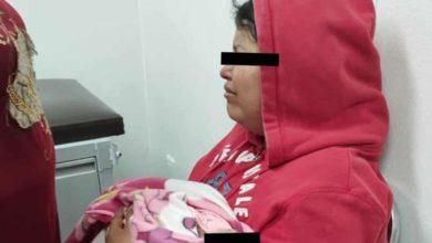 La madre luego de que le entregaran a su bebé muerta tras realizarle el tamiz