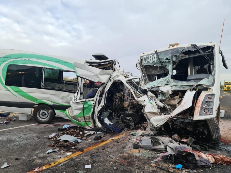 accidente en Sonora