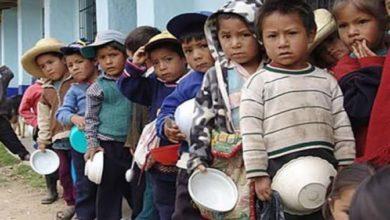 Pobreza alimentaria