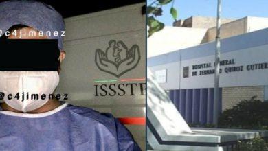 Trabajador del ISSSTE que violó a mujer de 75 años intubada