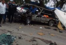 accidente en Zumpango