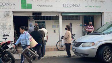 Este jueves, en las 109 lecherías de Ecatepec se normalizó el abasto
