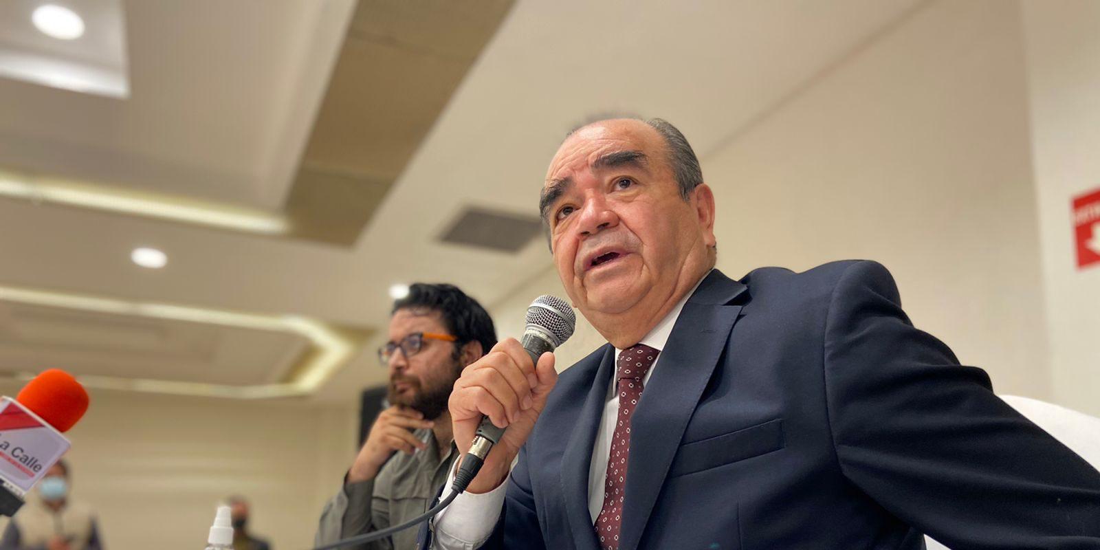 Maurilio Hernández confió en que obtendrán la mayoría en ayuntamientos y en la Legislatura local