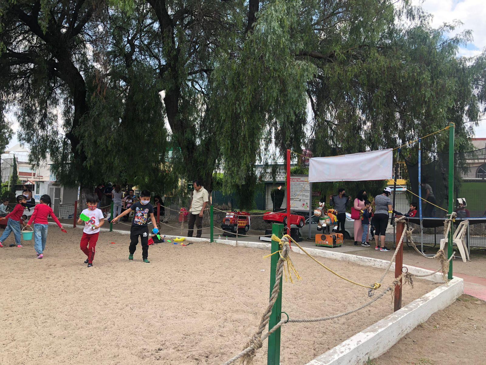 Parques de Ecatepec
