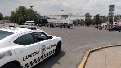 La Guardia Nacional Carreteras informó sobre la liberación de las vialidades