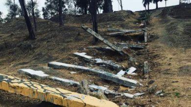 El parque despierta la ambición de las constructoras, sin embargo, los colonos han logrado frenar su deterioro