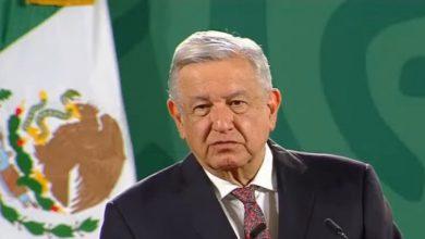 El presidente de México en su conferencia matutina