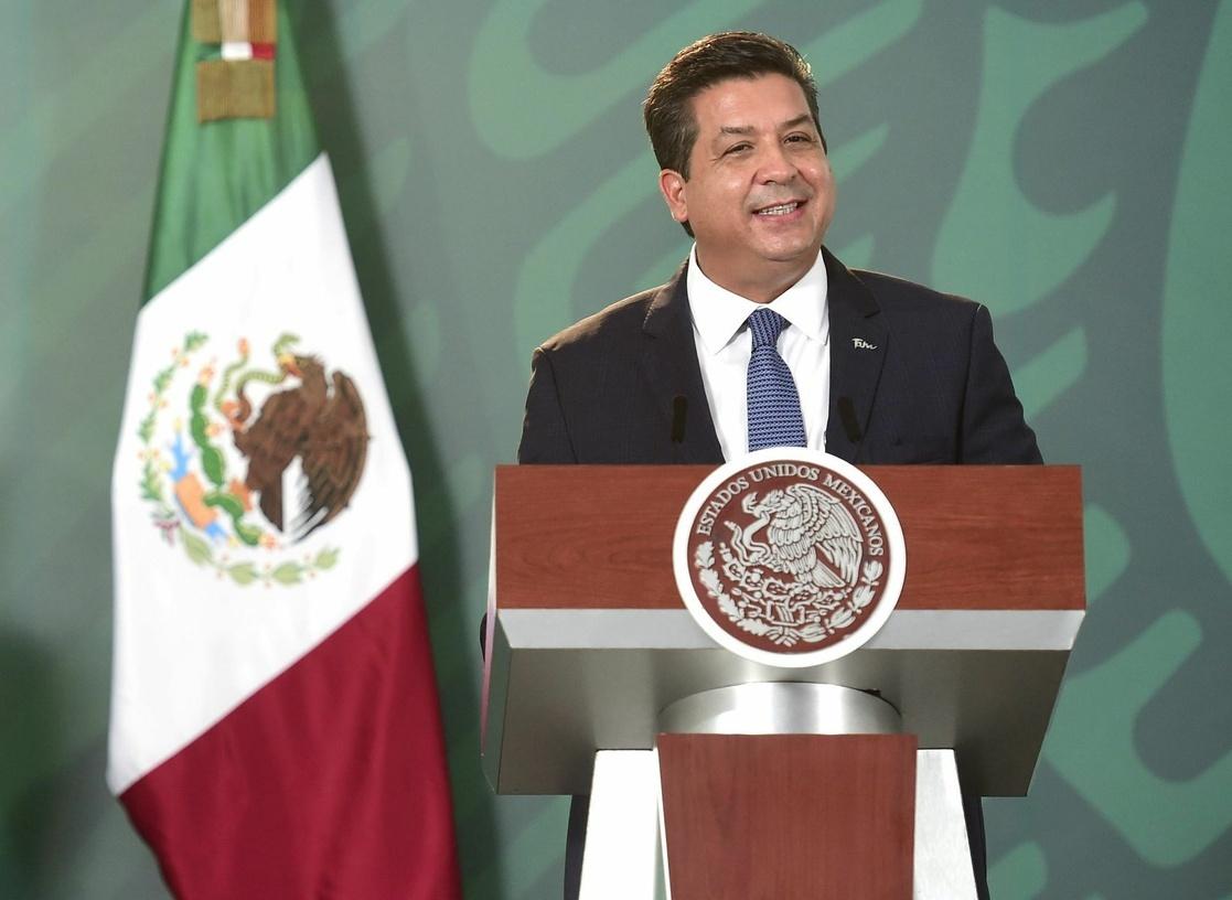 El gobernador de Tamaulipas