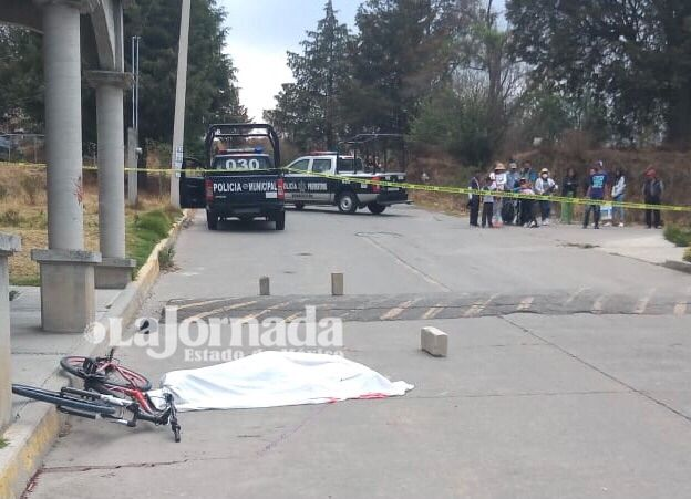 Los hechos sucedieron la tarde de este domingo sobre Avenida Dolores esquina con Los Cedros, Colonia Las Lomas