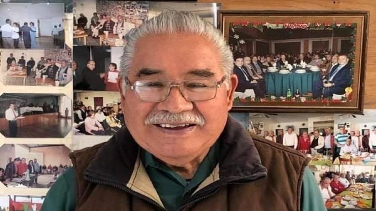 Everardo López, nuevo dirigente de la asociación pensionados y pensionistas del ISSEMyM