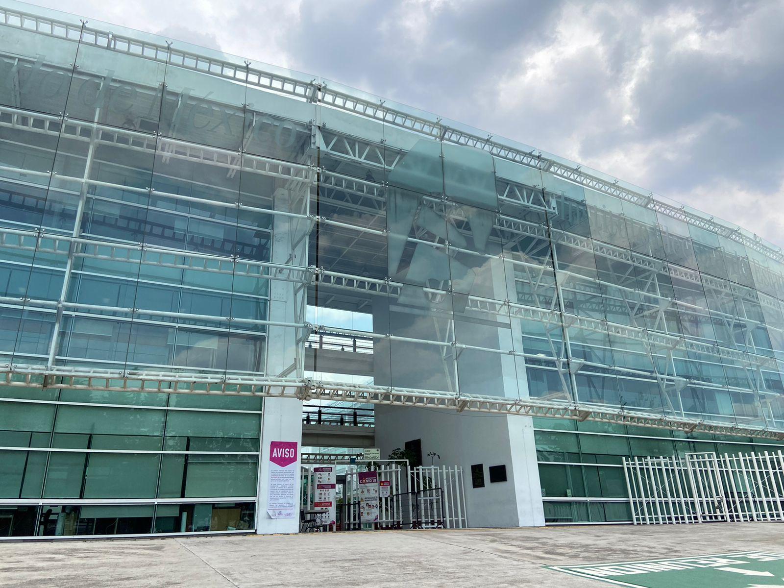 Edificio del Instituto Electoral del Estado de México en Toluca