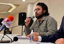 Isaac Montoya Márquez, delegado del Comité Ejecutivo Nacional (CEN) de dicho partido en la entida
