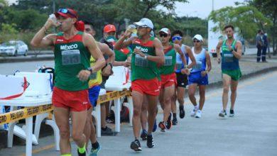 Los marchistas mexiquenses terminaron en el sexto y séptimo lugar, respectivamente.