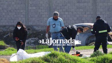 Vecinos de la zona informaron que no pudieron identificar los restos del sujeto de aproximadamente 25 años de edad