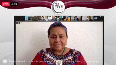 Rigoberta Menchú, activista guatemalteca