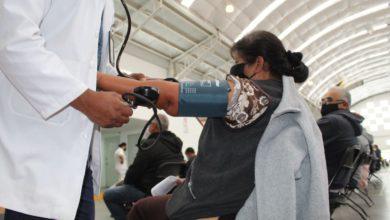 Las autoridades municipales, estatales y federales acudieron a supervisar la aplicación de la vacuna de fabricación rusa