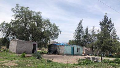Casa habitación en rezago, construcción precaria
