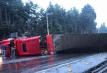 Las condiciones del clima provocaron el incidente