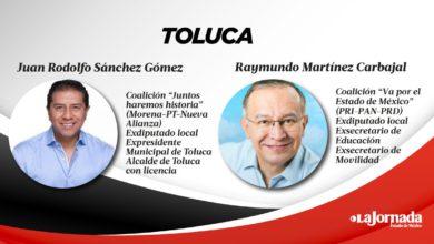 CANDIDATOS TOLUCA