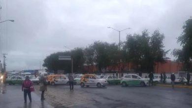 taxistas irregulares de Hidalgo