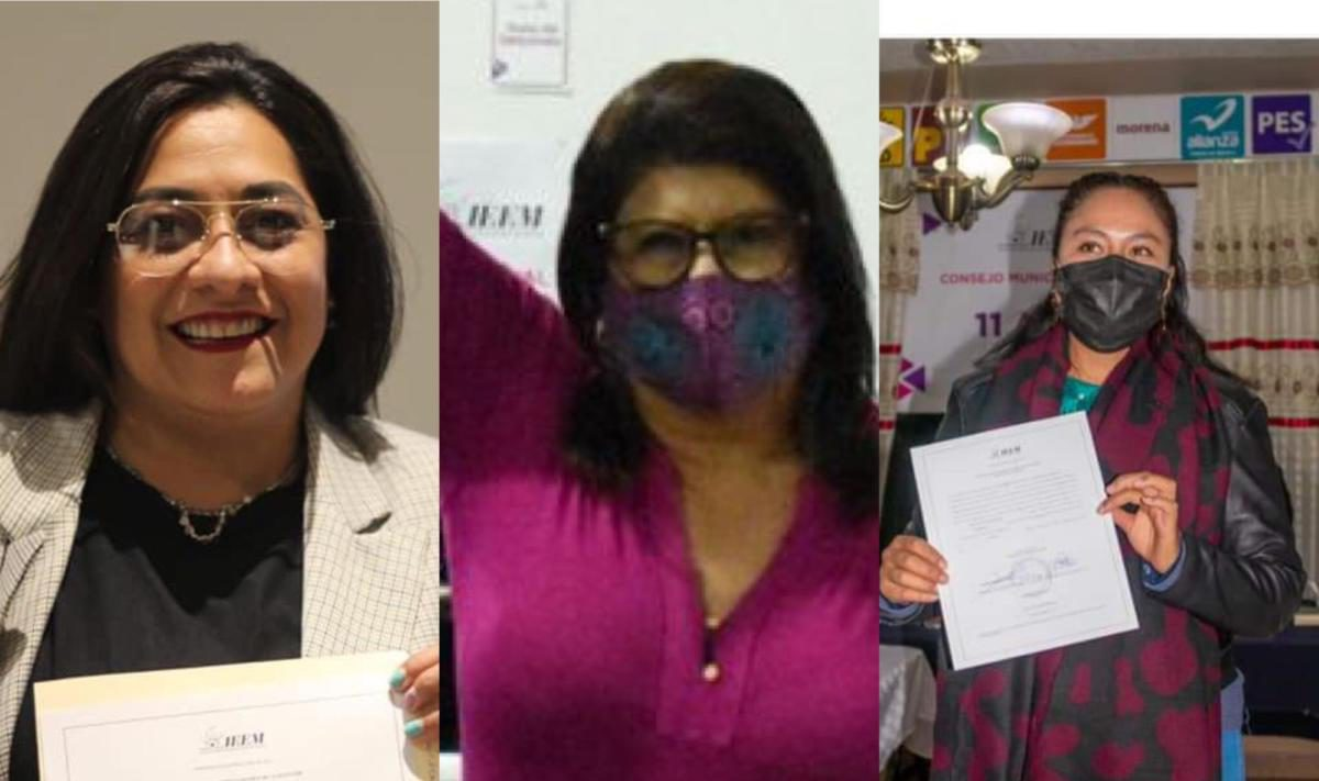 mujeres morenistas