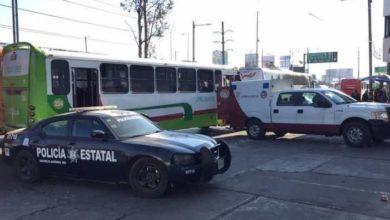 asaltos a transporte público