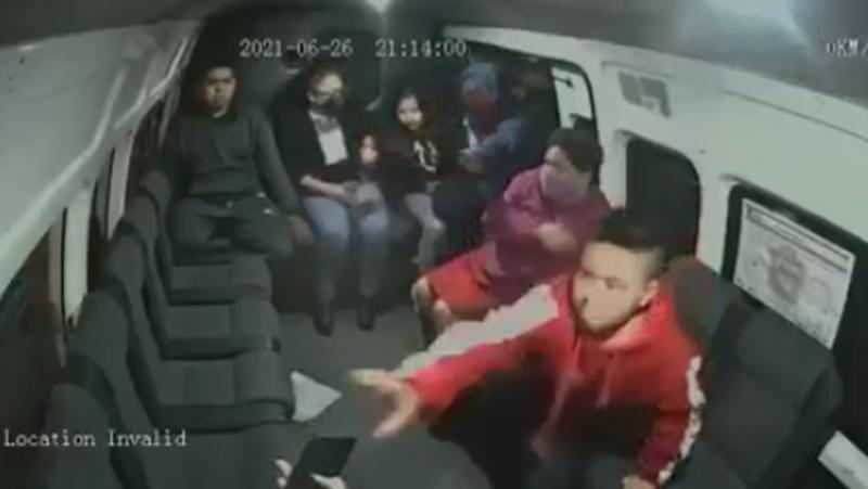 asalto a transporte