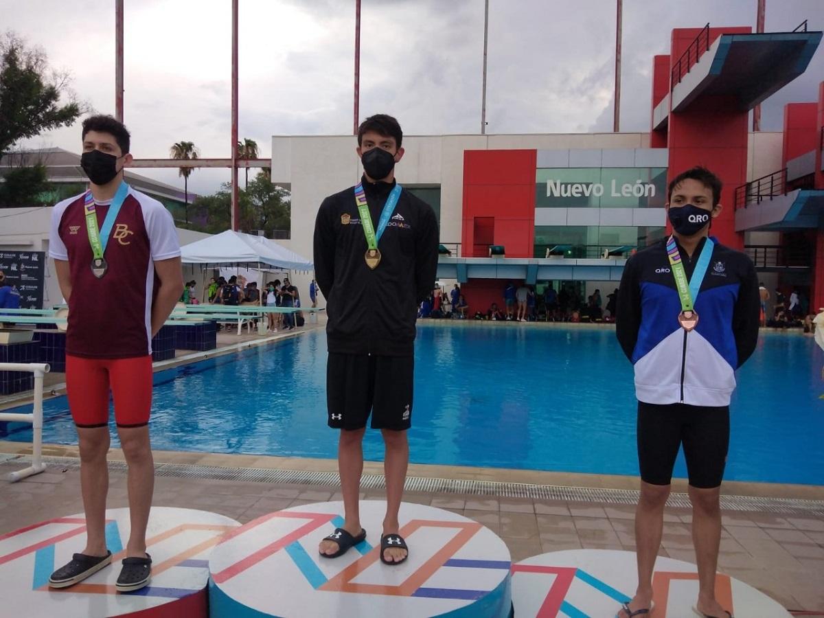 Deportistas del medallero