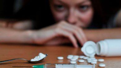 Consumo de drogas en menores