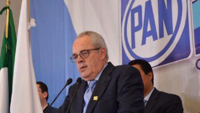 El dirigente estatal del PAN