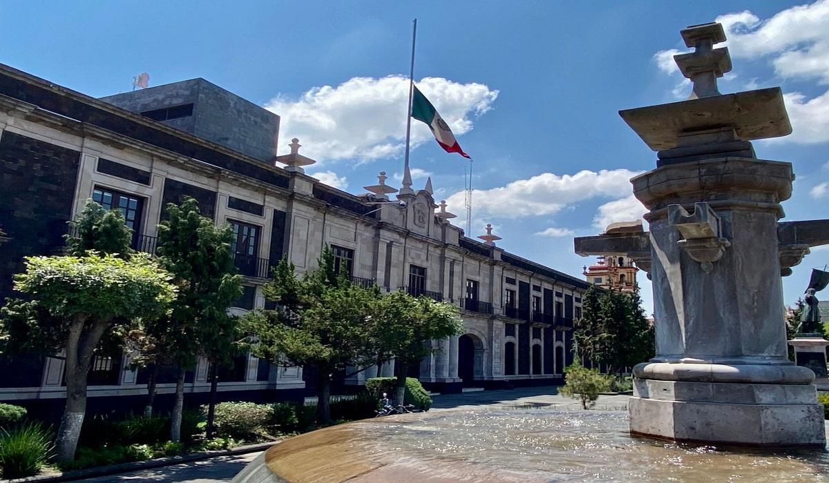 Edificio de la legislatura