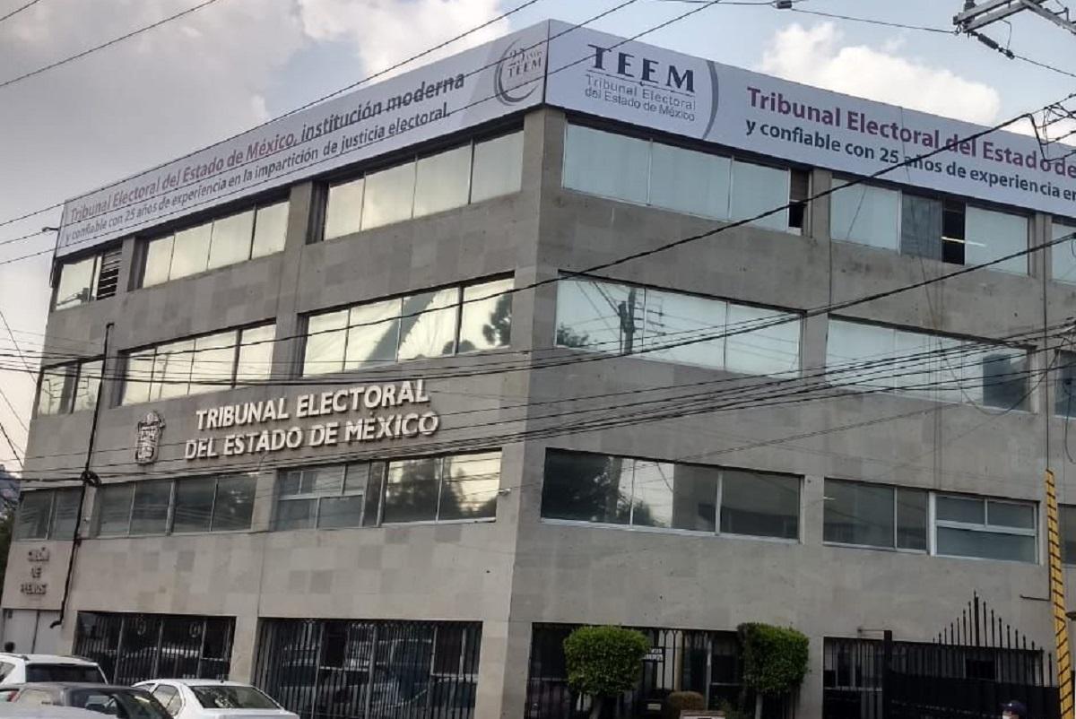 Edificio de TEEM, impugnaciones
